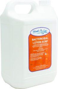Bactericidal Soap