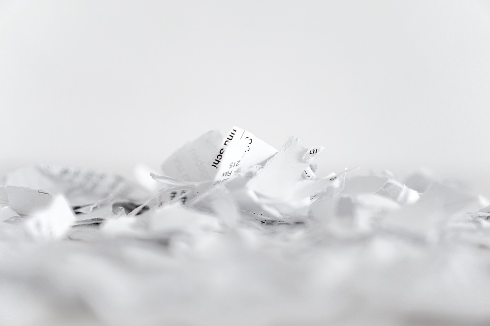 How To Safely Dispose Of Old Confidential Documents (And Why You Should Leave It To Us)